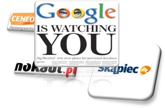 Google uśmierca porównywarki cen
